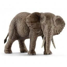Schleich - Figurka Samica Słonia Afrykańskiego - 14761