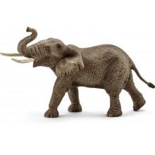 Schleich - Figurka Samiec Słonia Afrykańskiego - 14762
