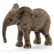 Schleich - Figurka Młody słoń afrykański - 14763