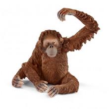 Schleich - Figurka Samica Orangutana - 14775