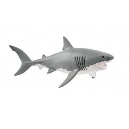 Schleich - Figurka Żarłacz Biały - 14809