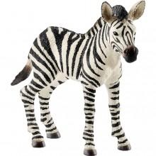 Schleich - Figurka Zebra Źrebię  - 14811