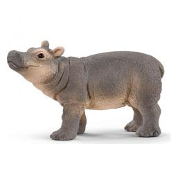 Schleich - Figurka Młody Hipopotam - 14831