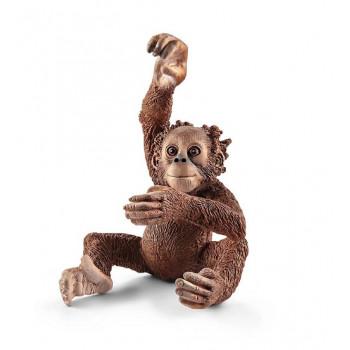 Schleich - Figurka Młody Orangutan - 14776