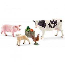 Schleich - Moje pierwsze zwierzęta gospodarcze - Figurki 41424