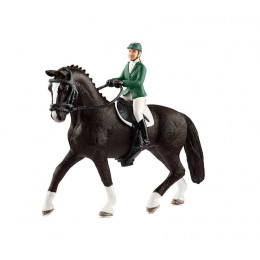 Schleich Konie - Jeździec z koniem - 42358