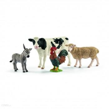 Schleich - Farma - Zestaw figurek zwierząt 42385