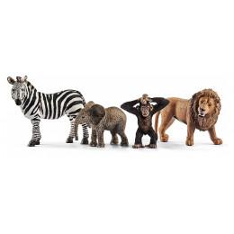 Schleich - Wild Life - Dzikie zwierzęta - zestaw startowy 42387