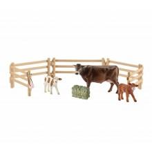 Schleich - Krowa i cielaki - Zestaw figurek 42392