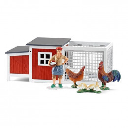 Schleich - Farm World - Kurnik - 42421