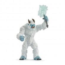 Schleich Eldrador – Śnieżny potwór z bronią – 42448