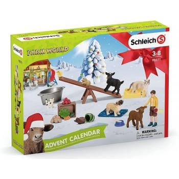 Schleich 98271 Kalendarz adwentowy Farm World