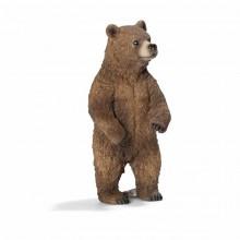 Schleich - Figurka Niedźwiedzica Grizzly - 14686