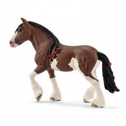 Schleich - Figurka Klacz rasy Clydesdale - 13809