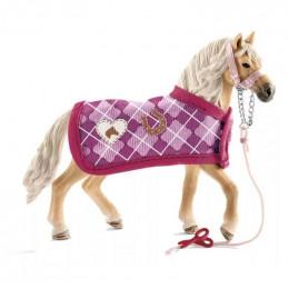 Schleich - Zestaw Andaluzyjski Koń z Derką - 42431