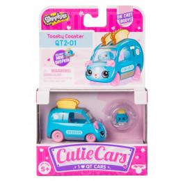 Shopkins - Autka Cutie Cars - Samochodzik Toster 56950