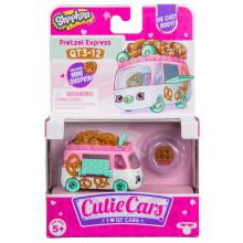 Shopkins - Autka Cutie Cars - Samochodzik Pretzel Express Precel 57109