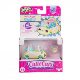 Shopkins - Autka Cutie Cars - Samochodzik Egg Cart 57110