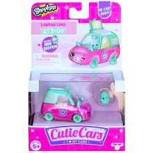 Shopkins - Autka Cutie Cars - Samochodzik Laptop Limo 57113