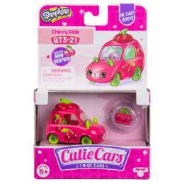 Shopkins - Autka Cutie Cars - Samochodzik Cherry Ride Wisienka 57114