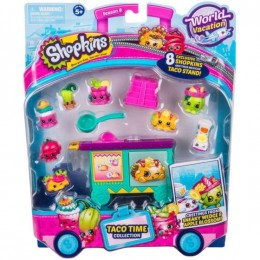 Shopkins Seria 8 World Vacation - Zestaw Czas na Taco! HPKB0000