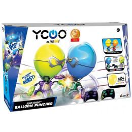 Silverlit - Robo Kombat Balloon - Walczące roboty - fioletowy + zielony 88038