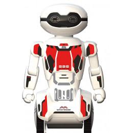 Silverlit - Interaktywny robot MacroBot z pilotem - czerwony 88045