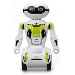 Silverlit - Interaktywny robot MacroBot z pilotem - zielony 88045