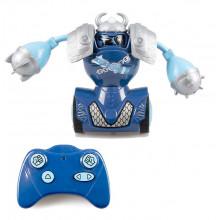 Silverlit - Robo Kombat - Zestaw treningowy z robotem Viking - niebieski 88057