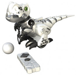 Silverlit – Train My Dino – Zdalnie sterowany dinozaur 88482