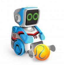 Silverlit - Kickabot - Robot grający w piłkę - Niebiesko-biały 88548