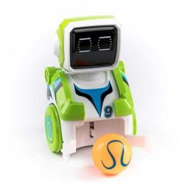Silverlit - Kickabot - Robot grający w piłkę - Zielono-biały 88548