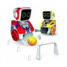 Silverlit - Kickabot - Roboty grające w piłkę 3w1 - 88549