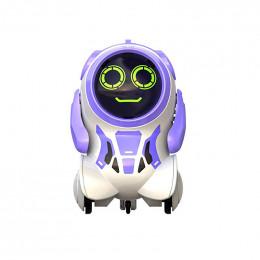 Silverlit - Pokibot - Tańczący robot - Dziewczynka fioletowa 88529