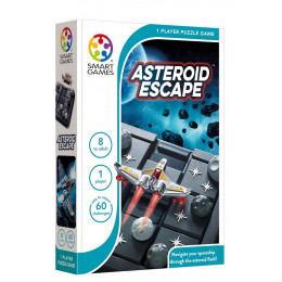 Smart Games - Gra logiczna - Asteroid Escape - SG426