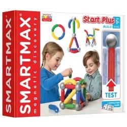 SMARTMAX - Klocki magnetyczne Start Plus 30 elementów - SMX310