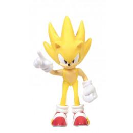 Sonic Boom - Mała figurka Super Sonic 7 cm – 40380