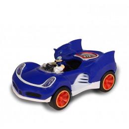 Sonic Boom - Niebieski samochód Sonica - 6416