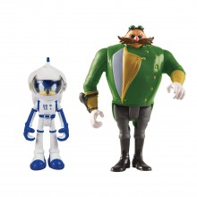 Sonic Boom - Figurki Sonic jeż i Doktor Eggman - T22043