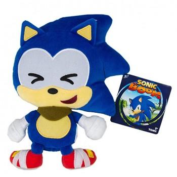 Sonic Boom - Szczęśliwy Sonic Jeż - Maskotka pluszowa T22337