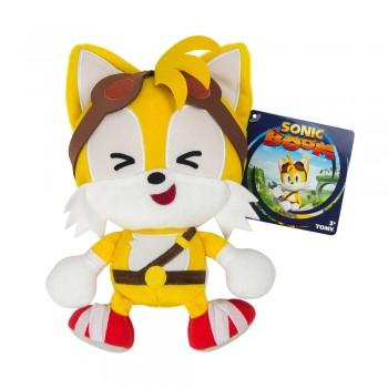 Sonic Boom - Szczęśliwy lisek Tails - Maskotka pluszowa T22345