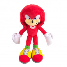 Tomy - Sonic The Hedgehog - Jeż Knuckles - Maskotka 23cm T22395