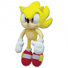 Tomy - Sonic The Hedgehog - Maskotka Super Sonic T22398