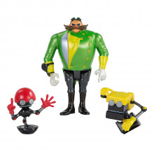Sonic Boom - Doktor Eggman, Orbot i Cubot - Figurki T22514