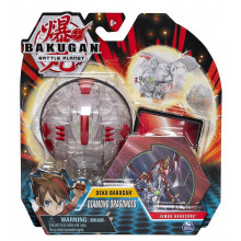 Bakugan Battle Planet – Deka Bakugan - Transformująca kula Diamond Dragonoid - 20115360 5360