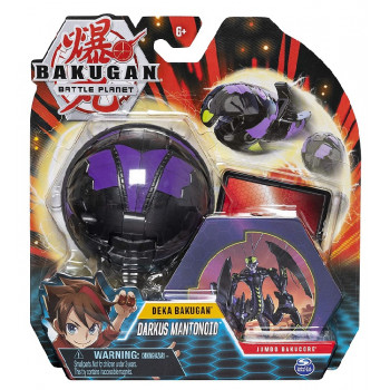 Bakugan Battle Planet – Deka Bakugan - Transformująca kula Darkus Mantonoid - 20115361 5361