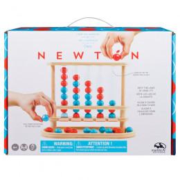 Spin Master - Gra logiczna - Newton Marbles - 6045061