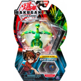 Bakugan Battle Planet – Battle Brawlers – Ventus Serpenteze Ultra kula podstawowa seria 1 - 20107989