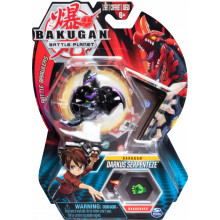 Bakugan Battle Planet – Battle Brawlers – Darkus Serpenteze kula podstawowa seria 1 - 20107949