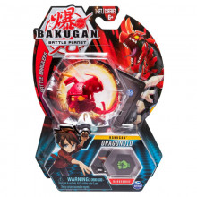 Bakugan Battle Planet – Battle Brawlers – Dragonoid kula podstawowa seria 1 - 20103975